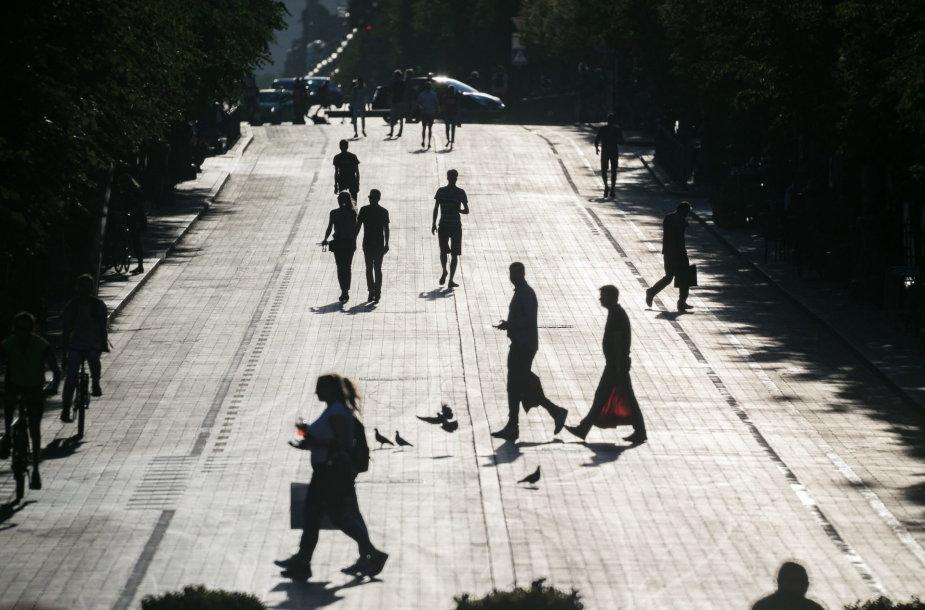 Vilniaus gatvės