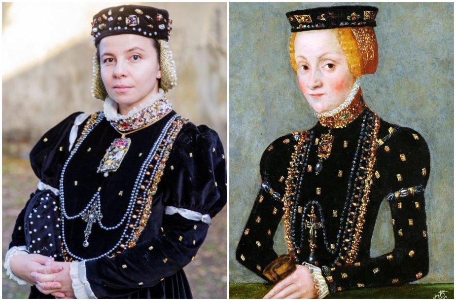 Victoria Enefors ir Kotryna Jogailaitė