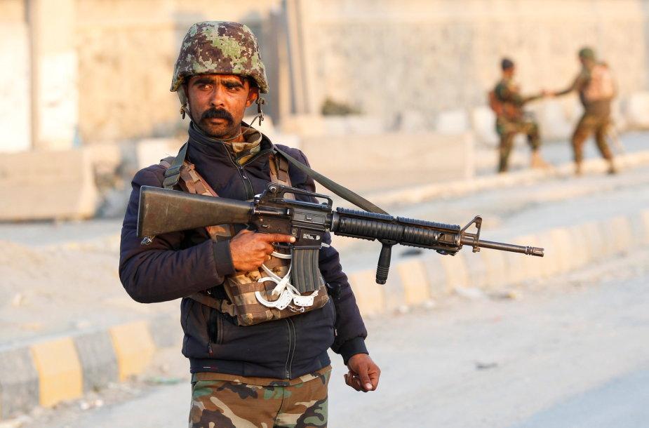 Afganistano saugumo pajėgų narys