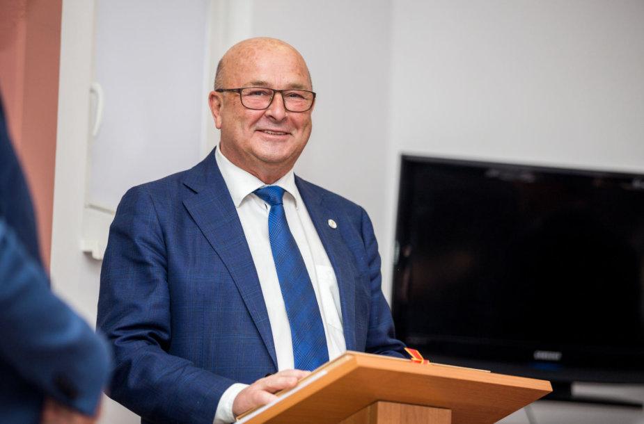 Visvaldas Matijošaitis