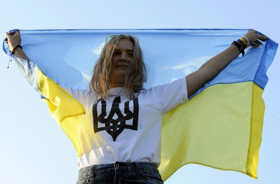 Ukrainietė