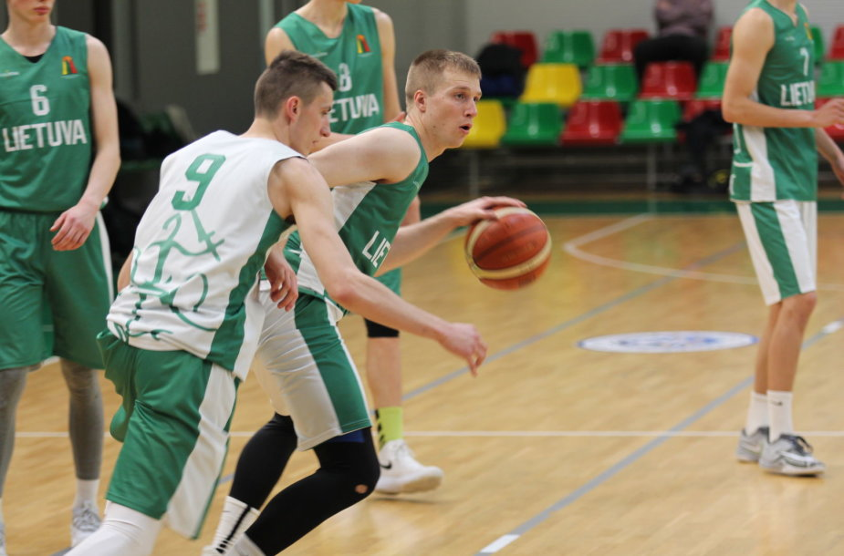 Lietuvos jaunimo krepšinio rinktinė