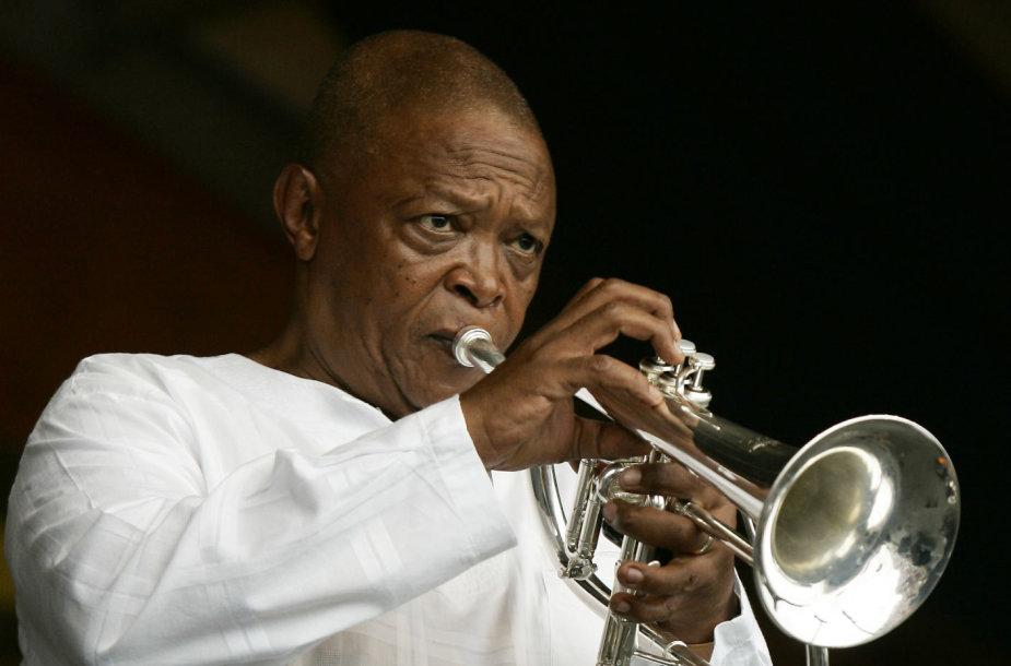 Hughas Masekela