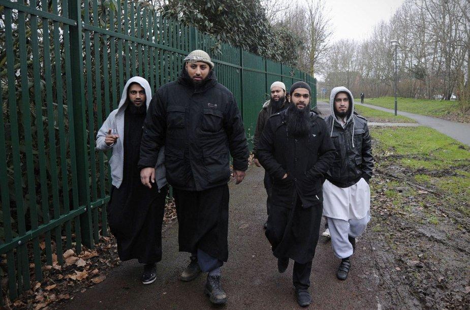 Didžiosios Britanijos musulmonai