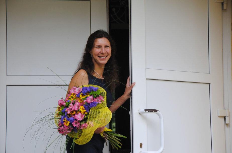 Mokytoja Astra Korsakienė