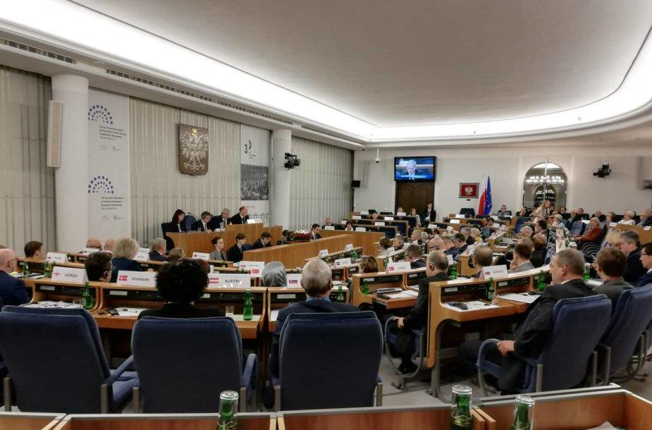 Ketvirtasis Vidurio – Rytų Europos parlamentų atstovų suvažiavimas