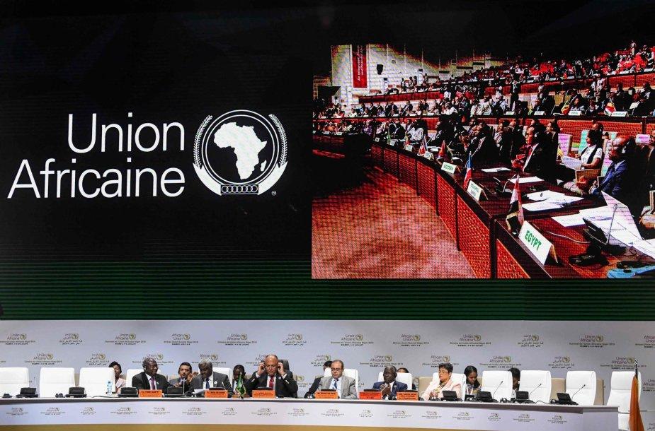 """Afrikos valstybės pradeda įgyvendinti """"istorinį"""" laisvosios prekybos susitarimą"""