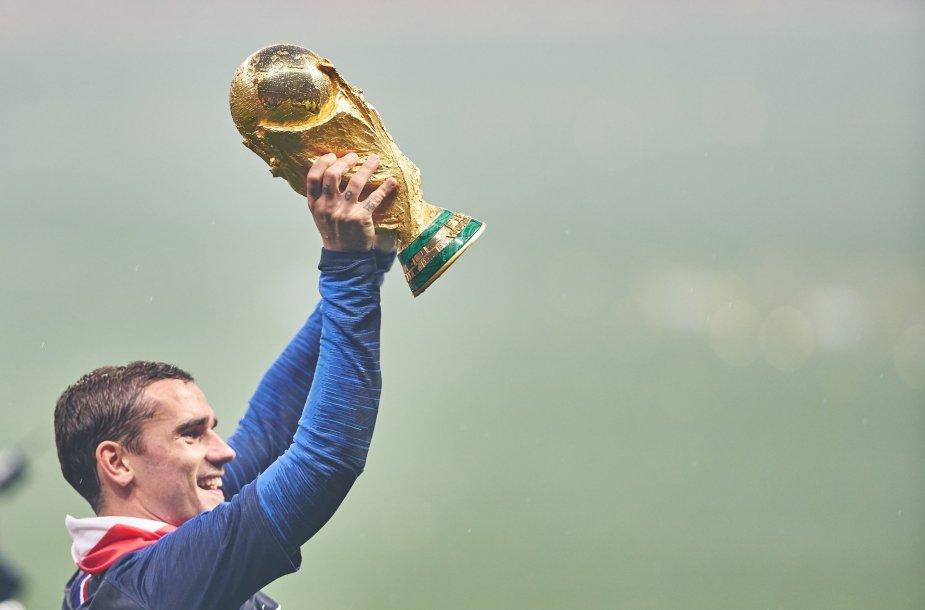Prancūzija – pasaulio čempionė