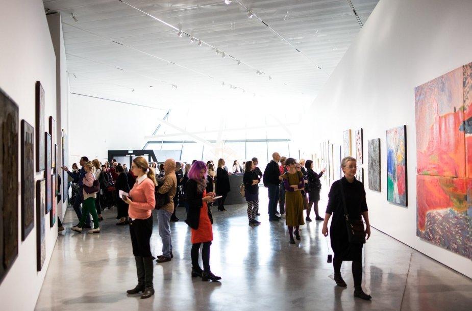 MO muziejus kviečia į parodos atidarymo MOratoną