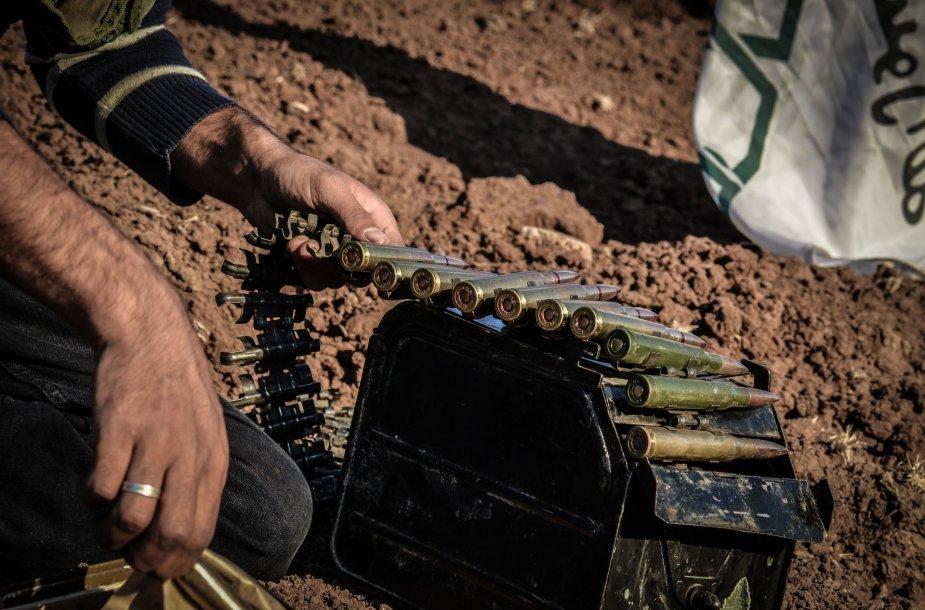 Kova Sirijoje