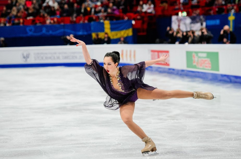Aukso medalį iškovojo 18-metė Elizaveta Tuktamysheva