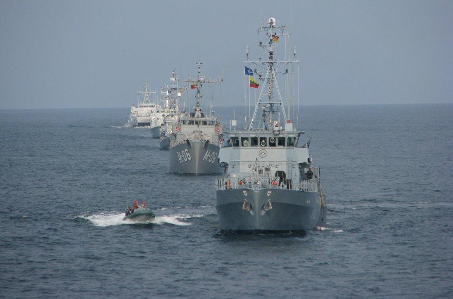 "Lietuvos karinis laivas ""Jotvingis"""