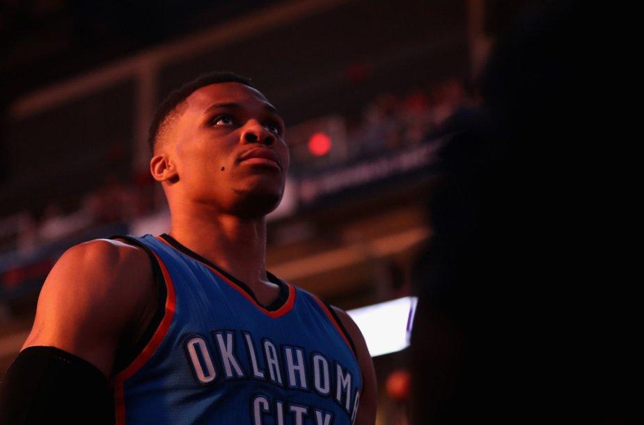 Russellas Westbrookas