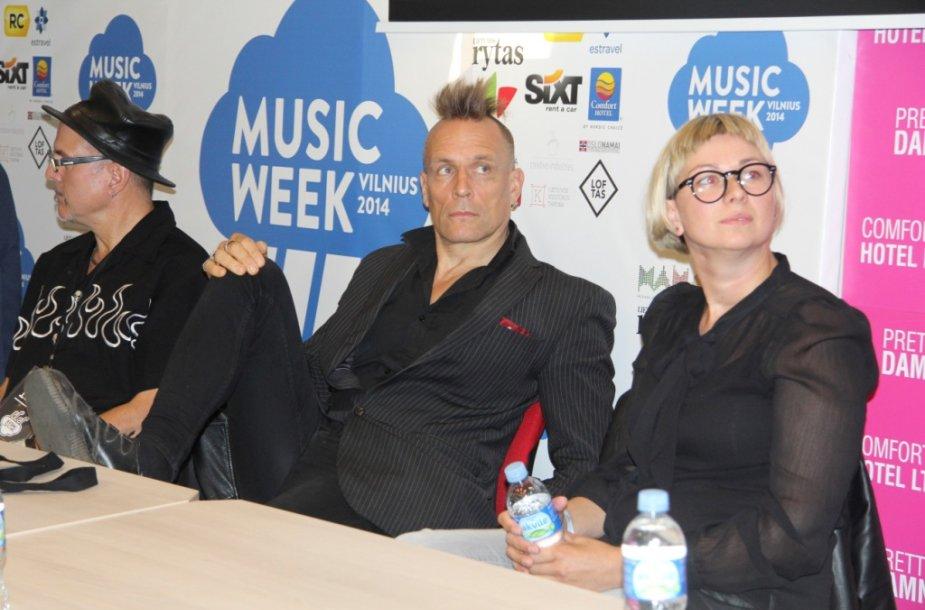 """""""Vilnius Music Week 2014"""" antra diena"""