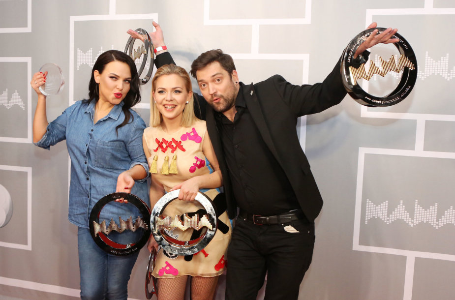 """Monika Linkytė ir """"Leon Somov & Jazzu"""""""