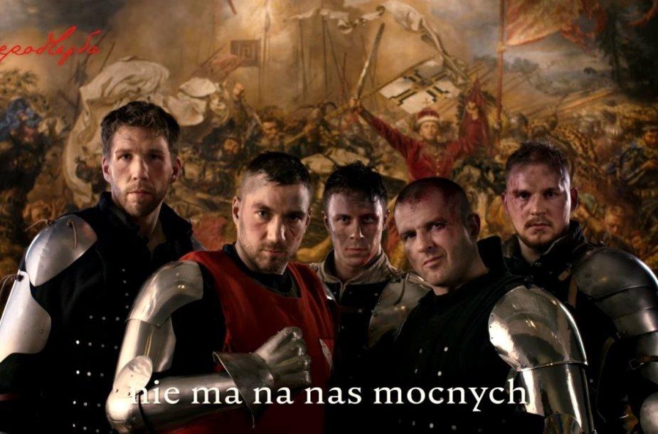 Lenkų sveikinimas lietuviams