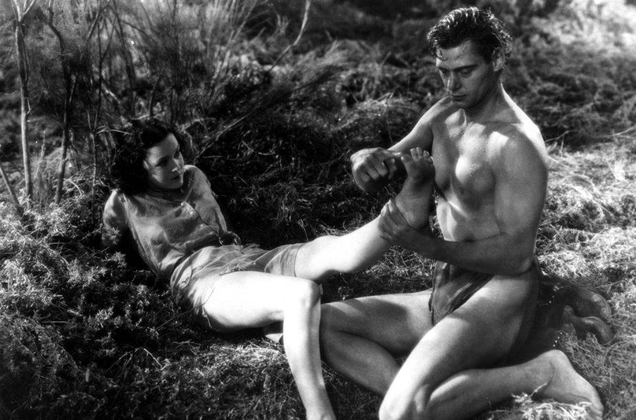 """Filmas """"Tarzanas – neliestųjų girių valdytojas"""""""
