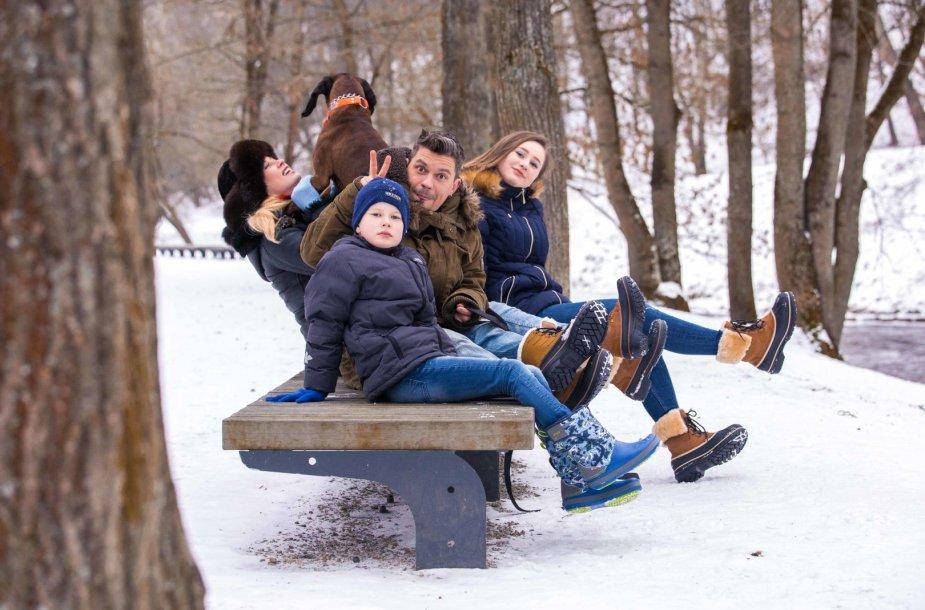 Norvilų šeima