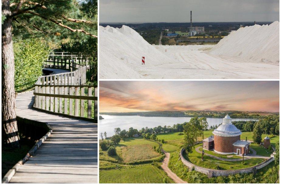 Vasarok ir Pamatyk Lietuvoje: įdomiausi maršrutai automobiliu šiai vasarai