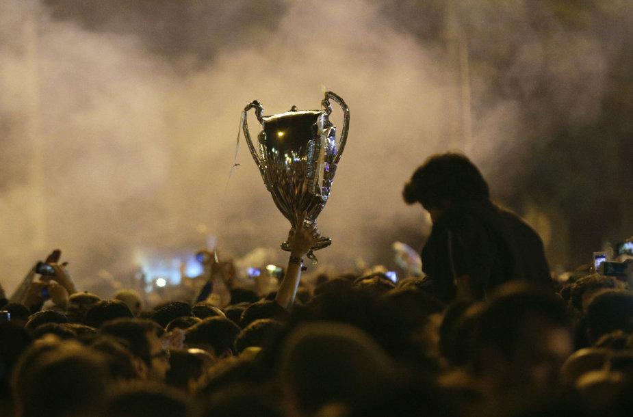Čempionų lygos trofėjus