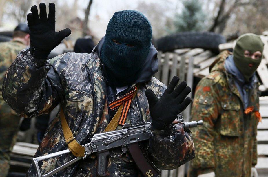 Neramumai rytų Ukrainoje 2014 m. balandžio 12 d.