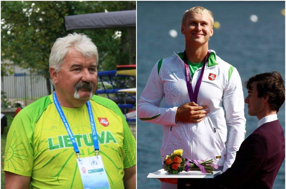 Egidijus Gustas neranda atsakymo, kaip dopingas galėjo atsirasti J.Šuklino organizme.