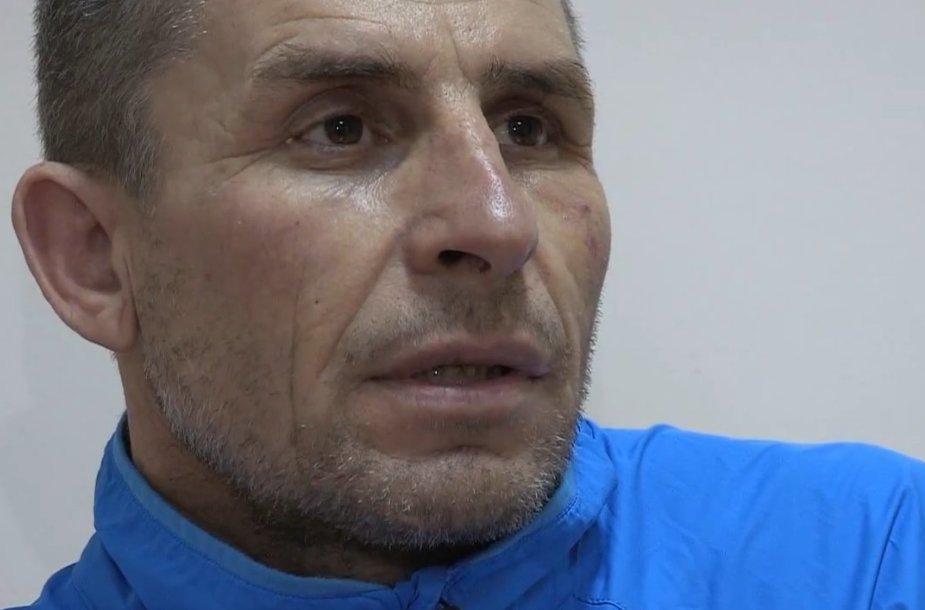 Ukrainoje sulaikytas Rusijos tankistas