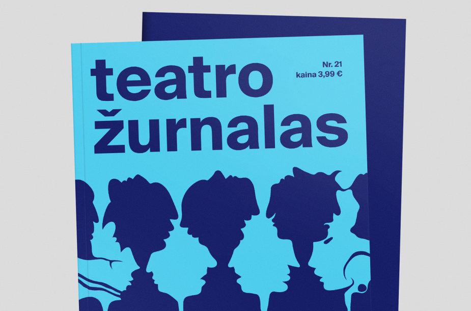 """""""Teatro žurnalo"""" vizualas"""