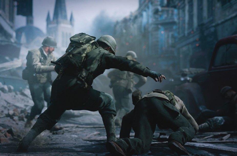 """Call of Duty: World War II"""