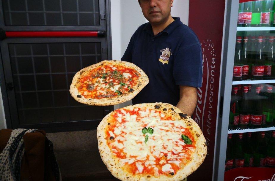 """Antica Pizzeria da Michele"" (Romos filialas)"