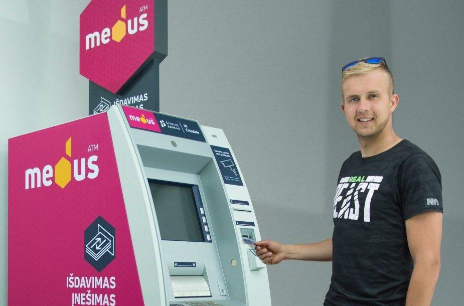 """Medus"" bankomatas"