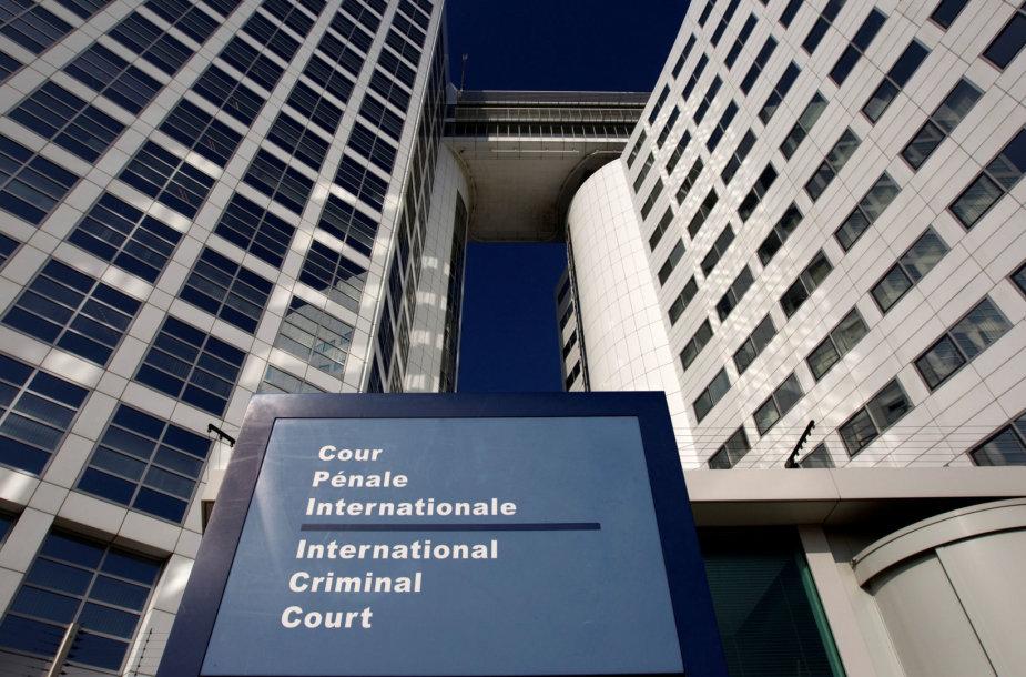 Tarptautinis baudžiamasis teismas