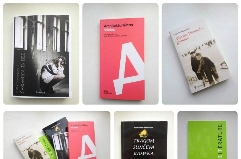 Lietuvių literatūros vertimai