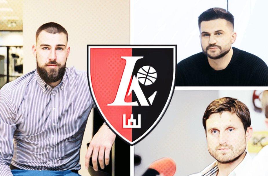 """""""Lietuvos rytas"""" komandos valdymą nori patikėti garsiems krepšininkams"""