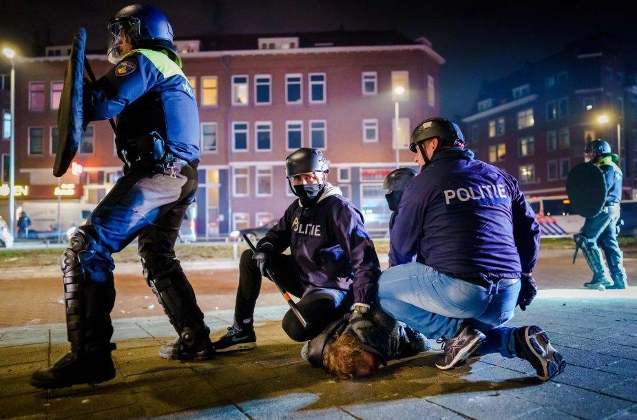 Nydelandų policija