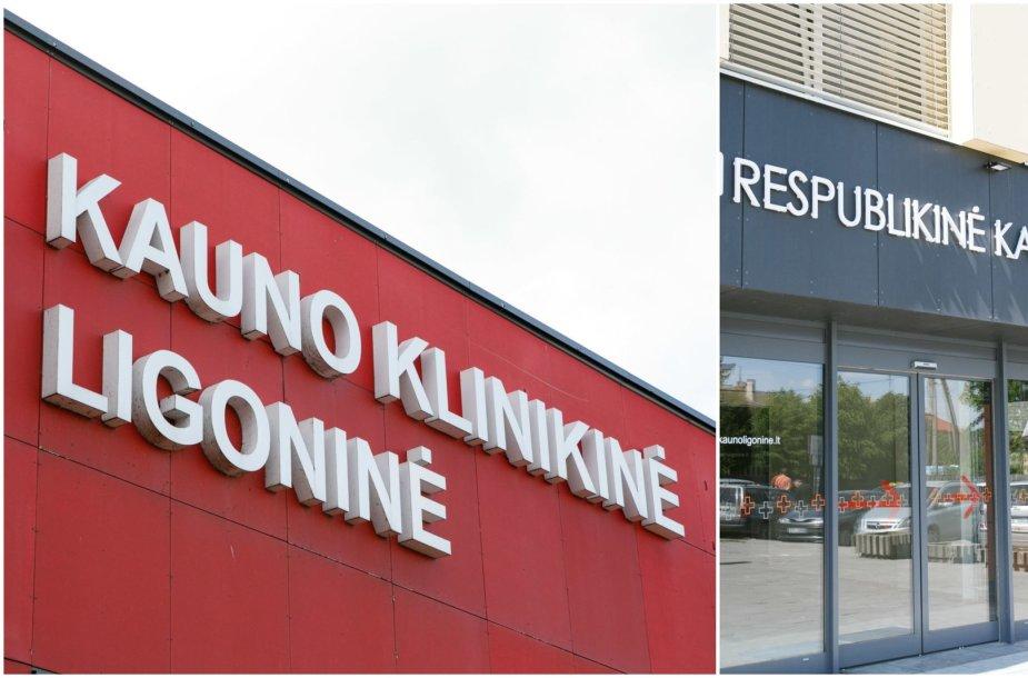 Kauno klinikinė ligoninė ir Respublikinė Kauno ligoninė bus sujungtos