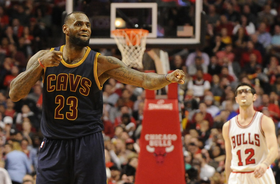 "NBA: ""Chicago Bulls"" – ""Cleveland Cavaliers"" 4:2"
