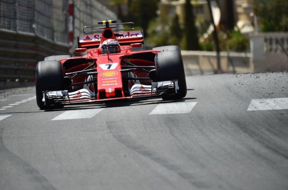 """""""Formulės-1"""" lenktynės Monake"""