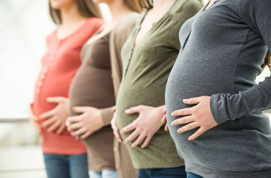 Nėščios moterys