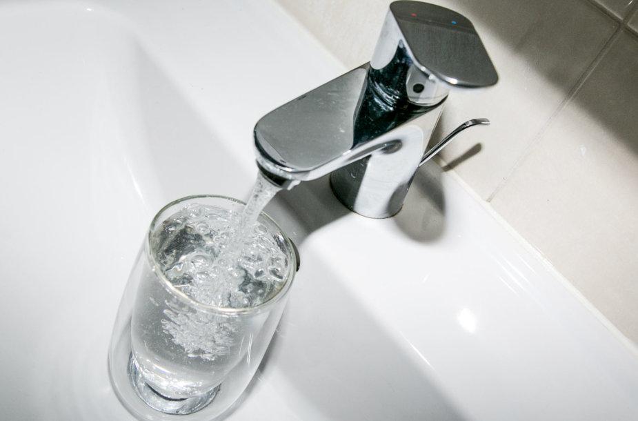 Geriamo vandens čiaupas