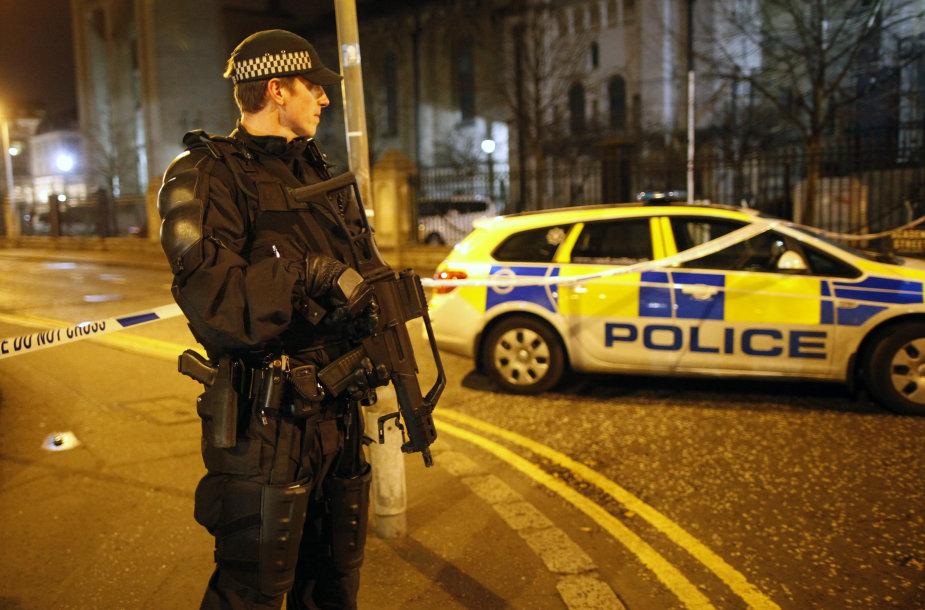 Šiaurės Airijos policija