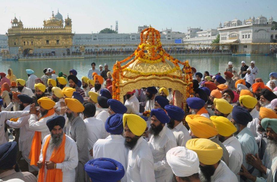 Sikhai Indijoje