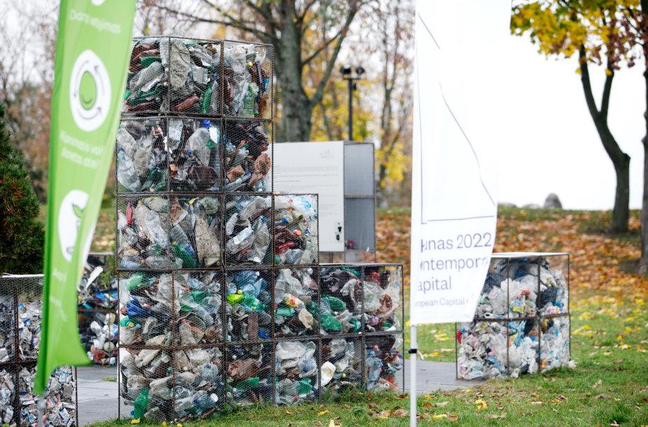 """""""Už švarią Lietuvą!"""" pabaigos renginys"""