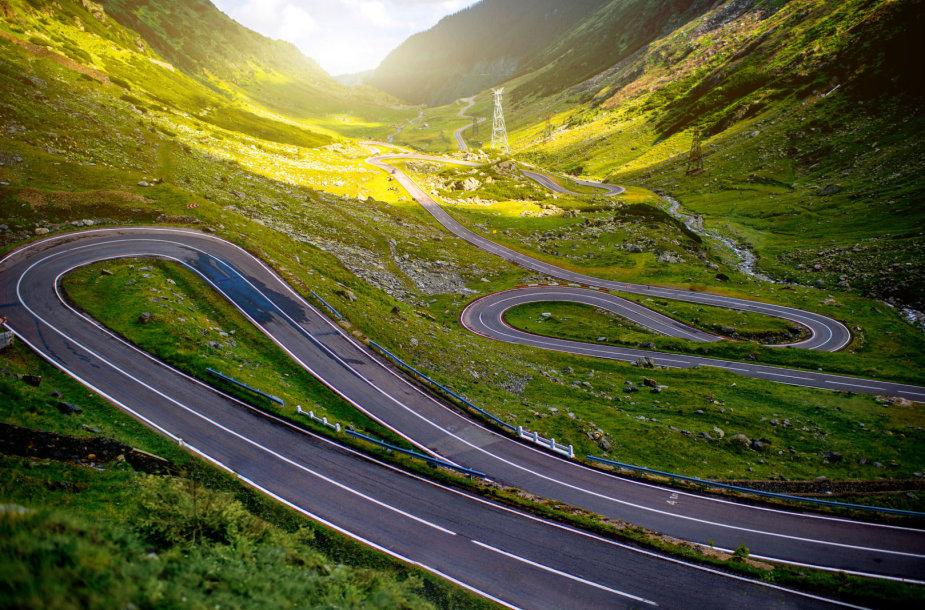 Rumunijos keliai