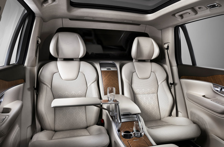 """Volvo XC90 Excellence"""