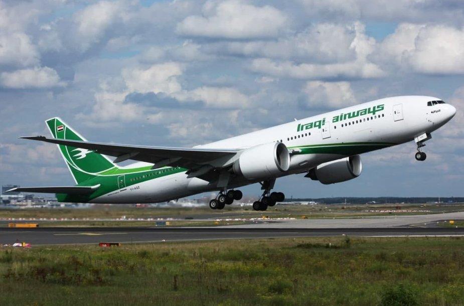 """Iraqi Airways"" lėktuvas"