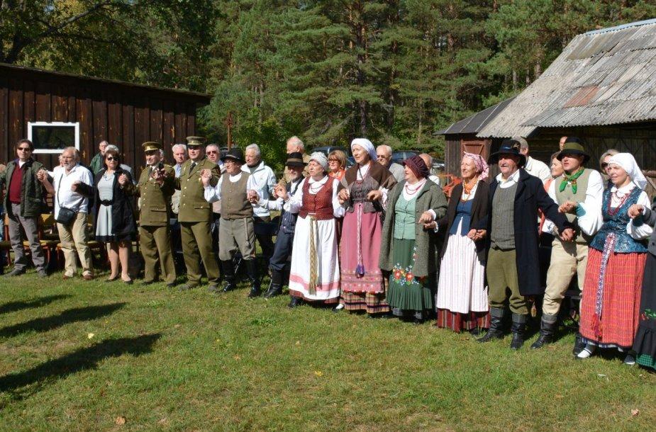 Nevyriausybinių organizacijų, padedančių stiprinti Lietuvos gynybinius pajėgumus, sąskrydis