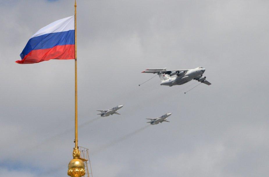 Lėktuvai Su-24