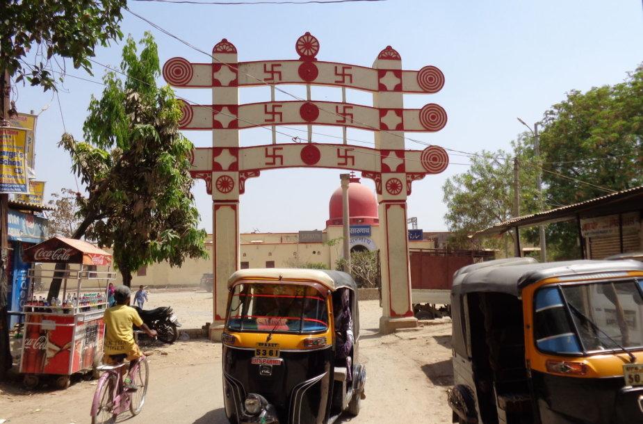 Sarnatas Indijoje