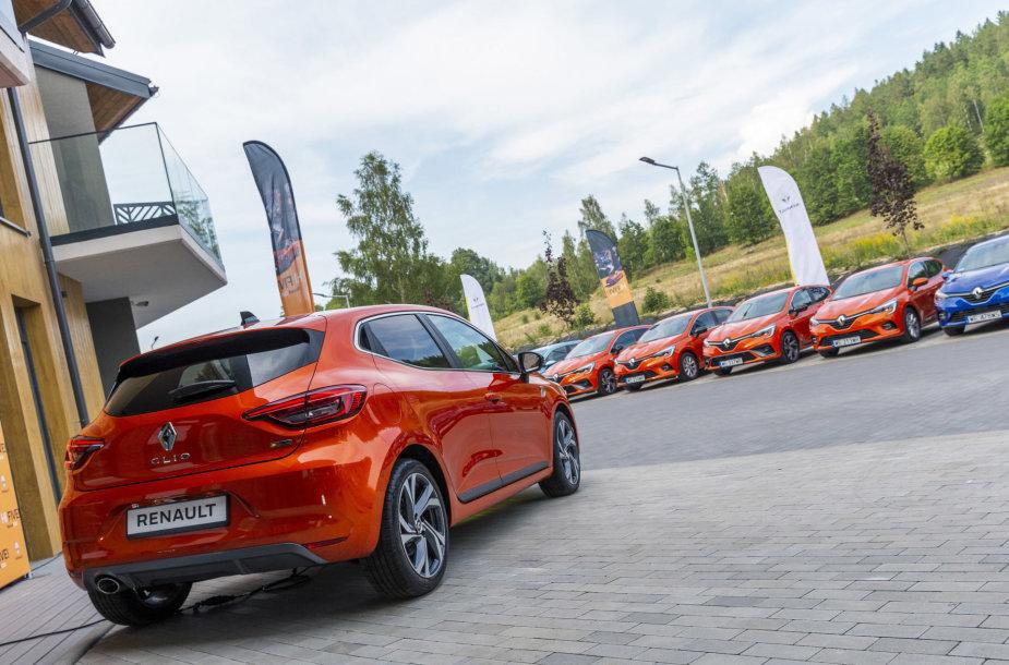 """Naujasis """"Renault Clio"""""""